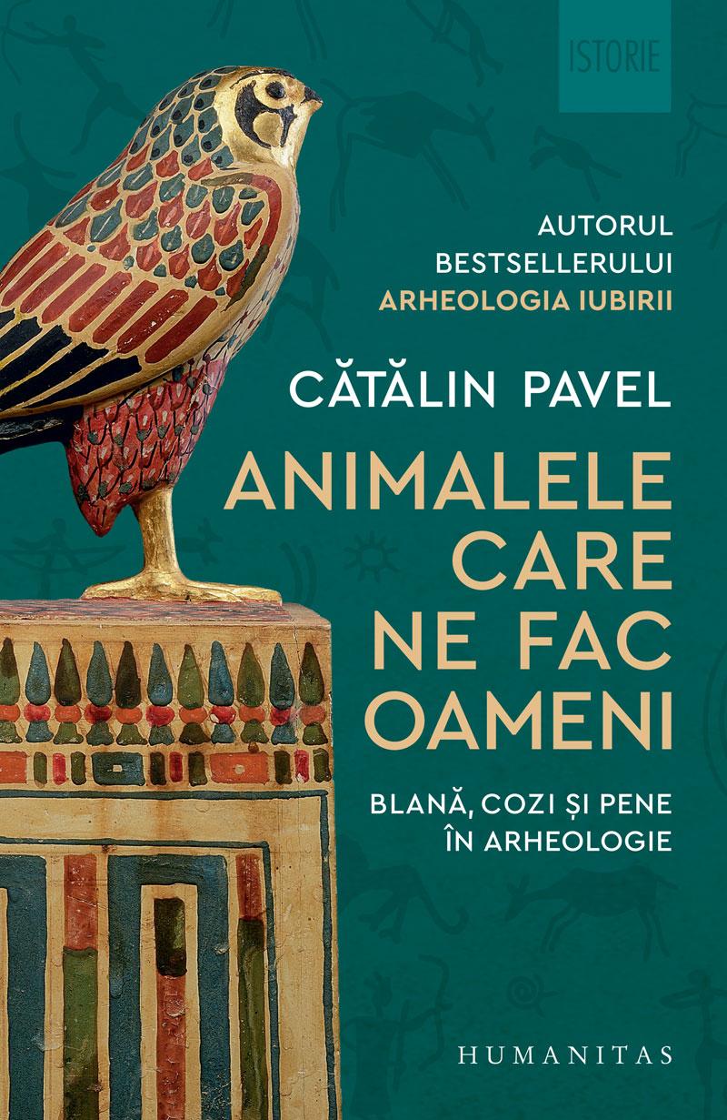 Animalele care ne fac oameni de Catalin Pavel