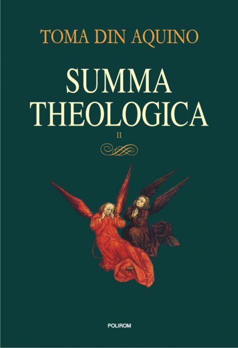 Summa theologica vol. 2 de Toma din Aquino