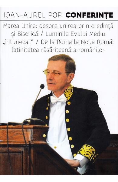 Ioan-Aurel Pop - Conferinte
