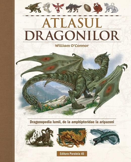 Atlasul Dragonilor de William O'Connor