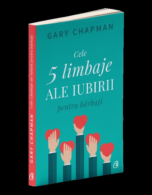 Cele cinci limbaje ale iubirii pentru barbati de Gary Chapman