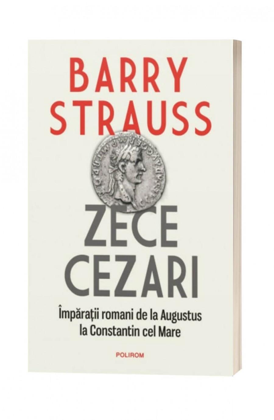 Zece Cezari de Barry Strauss