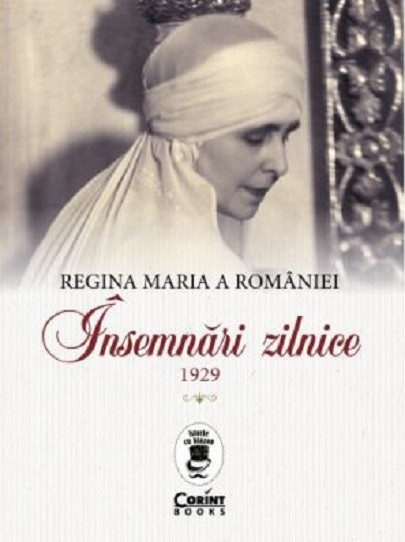 Insemnari zilnice 1926 - Regina Maria a Romaniei
