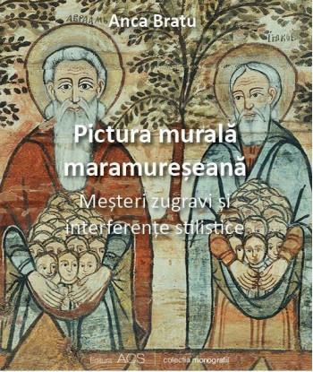 Pictura murala maramureseana de Anca Bratu