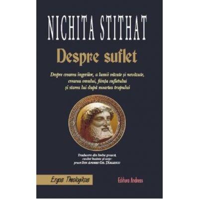 Despre suflet de Nichita STITHAT