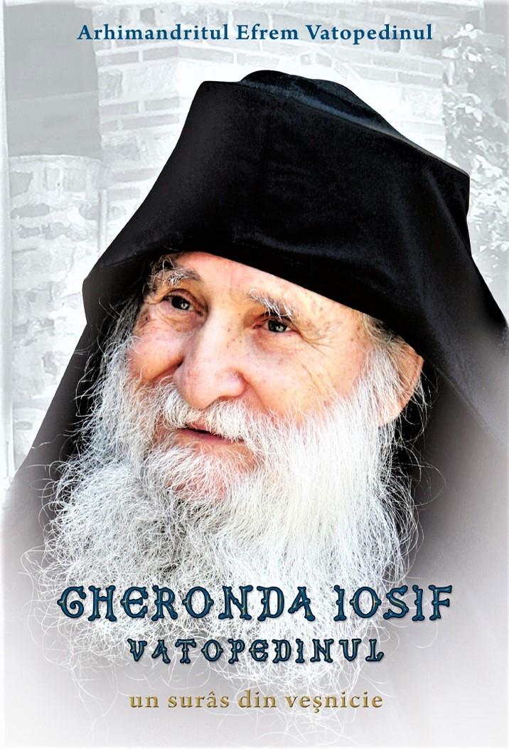 Gheronda Iosif Vatopedinul - un suras in vesnicie de Arh. Efrem Vatopedinul