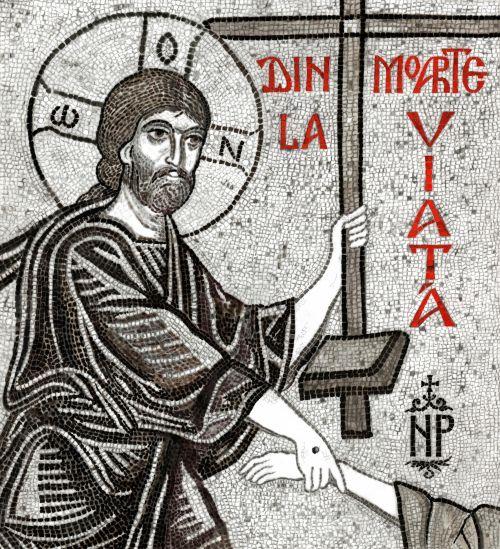 CD Din moarte la viata Cantari din Utrenia Duminicii Pastelui