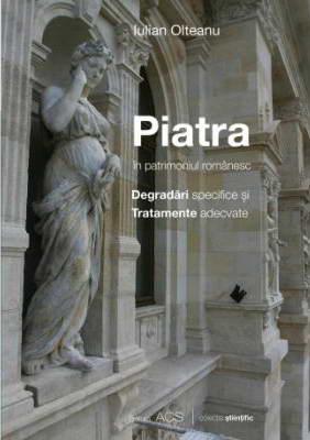 Piatra in patrimoniul romanesc de Iulian OLTEANU