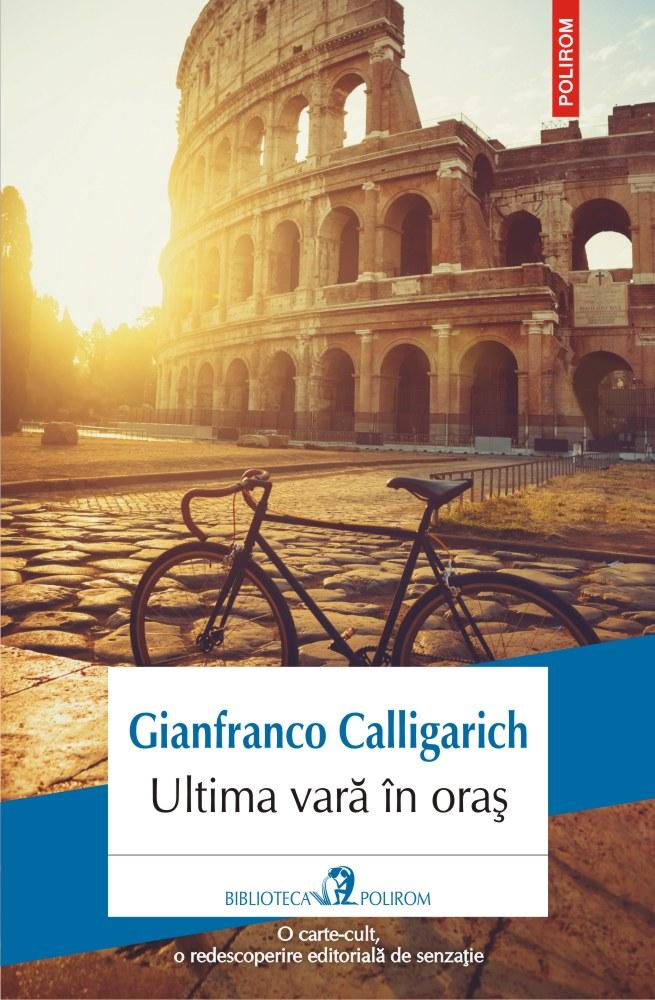 Ultima vara in oras de Gianfranco CALLIGARICH