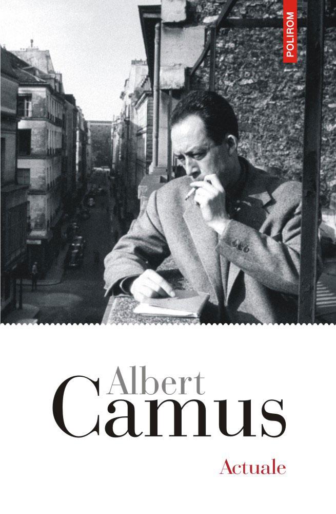Albert CAMUS - Actuale