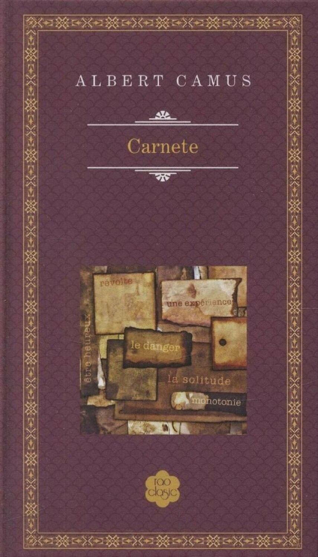 Albert CAMUS - Carnete