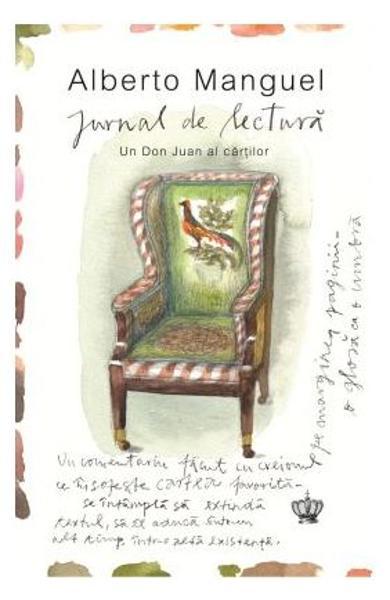 Alberto MANGUEL | Jurnal de lectura