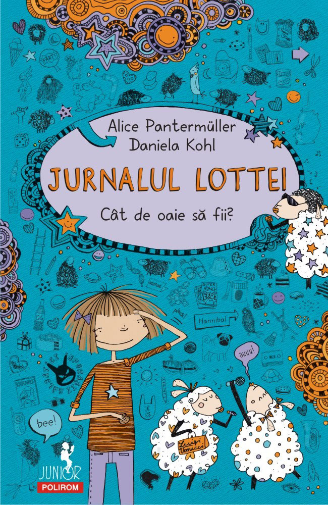 Alice PANTERMULLER, Daniela KOHL - Jurnalul Lottei – Cat de oaie sa fii?
