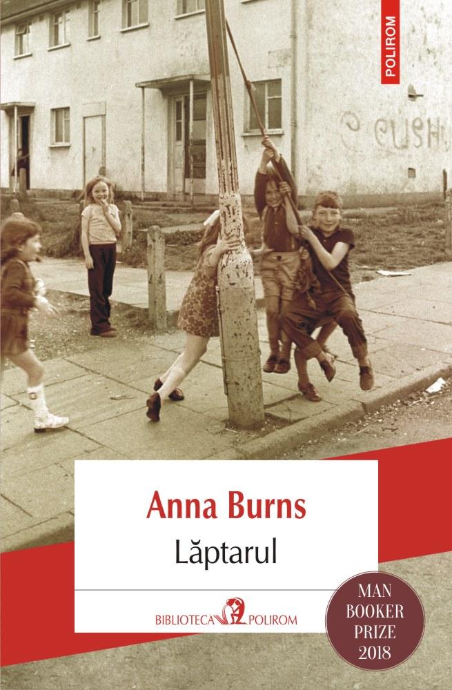 Anna BURNS   Laptarul