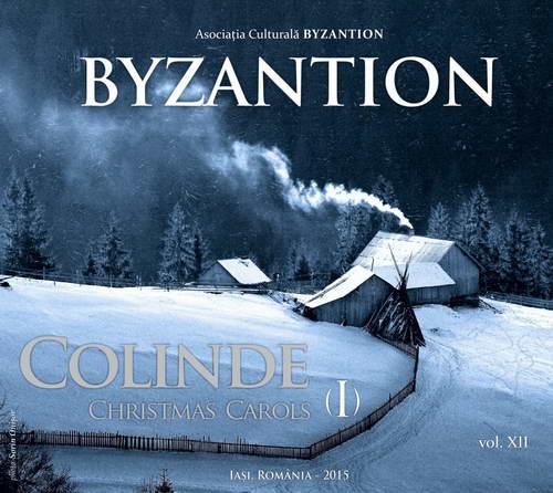 CD Byzantion - Colinde I (Christmas Carols)