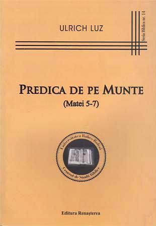 Predica de pe munte (Matei 5-7)