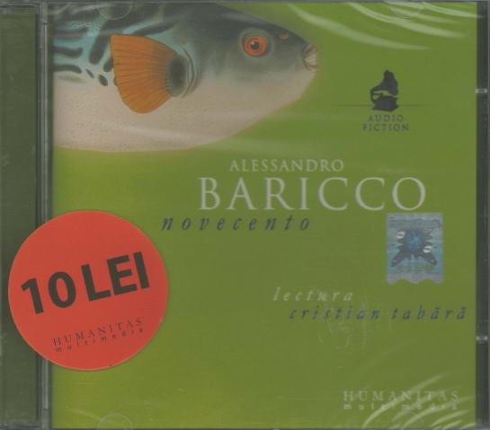 Novecento, Audiobook