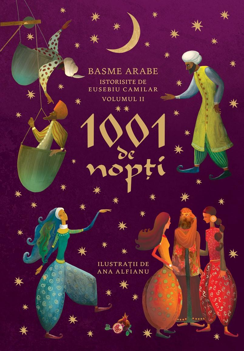 Basme arabe |Istorisite de Eusebiu CAMILAR