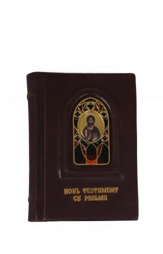 Noul Testament cu Psalmii in piele, ID