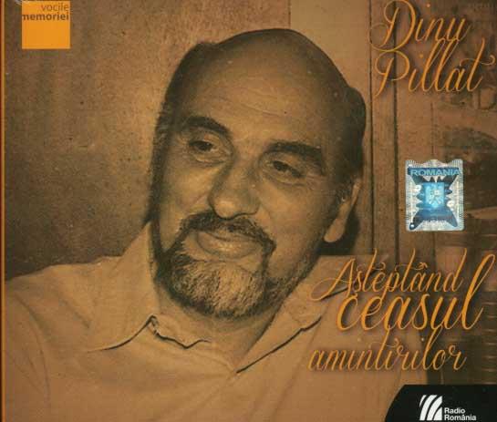 Audiobook Asteptand ceasul amintirilor, Dinu Pillat