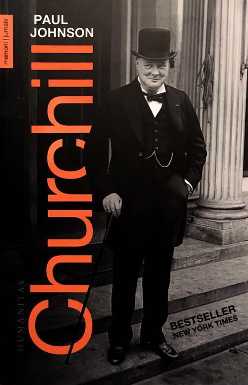 Churchill - Paul Johnson