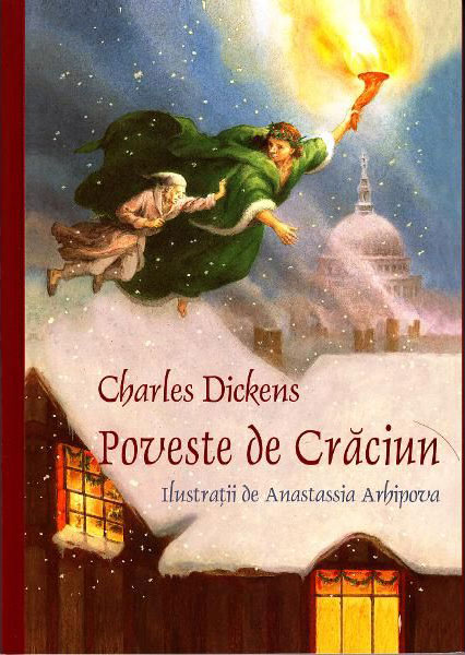 Charles DICKENS   Poveste de Craciun