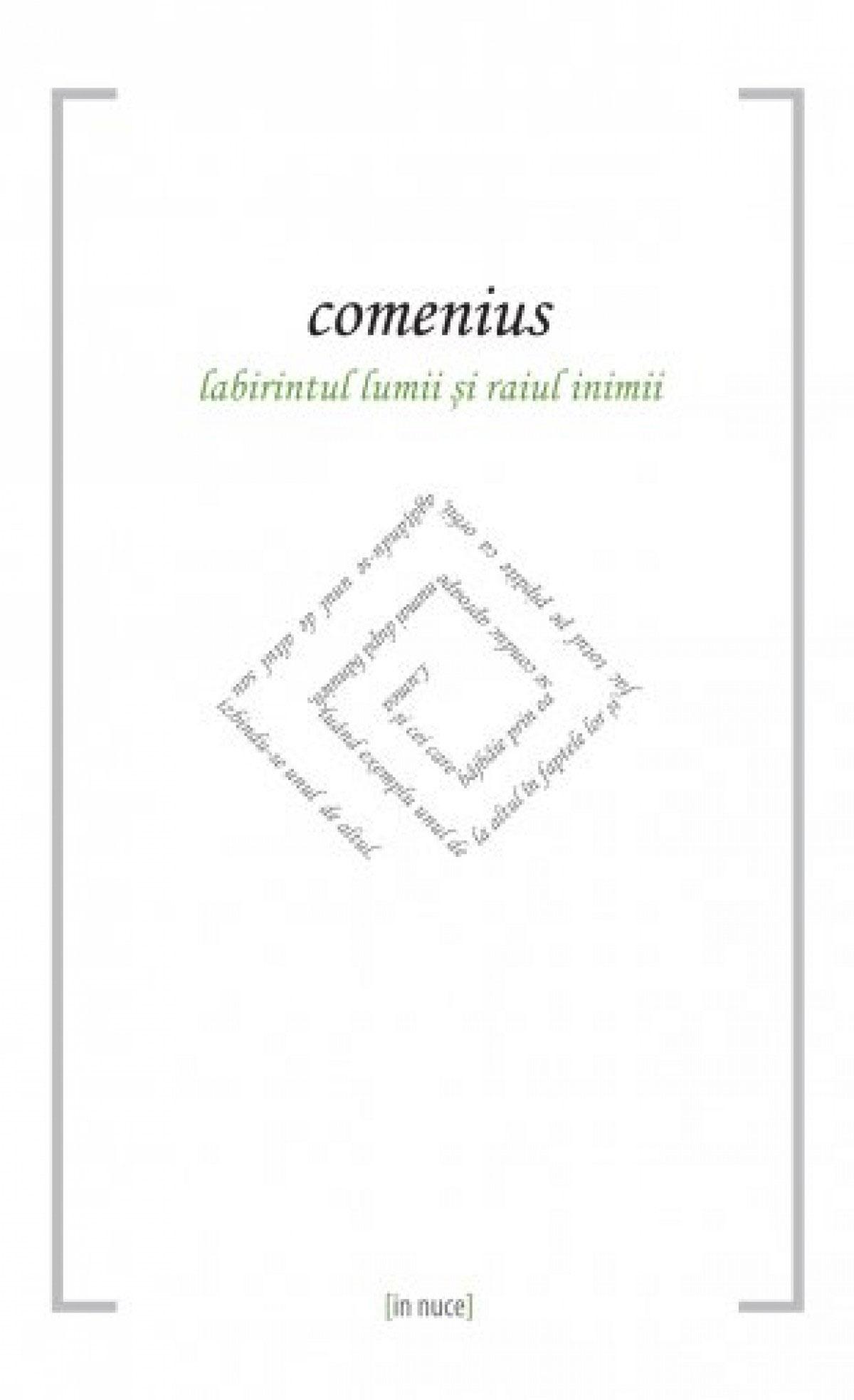 Comenius - Labirintul lumii si raiul inimii