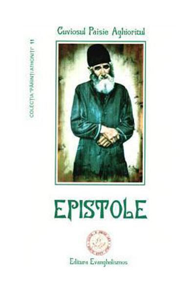 Cuviosul Paisie Aghioritul - Epistole