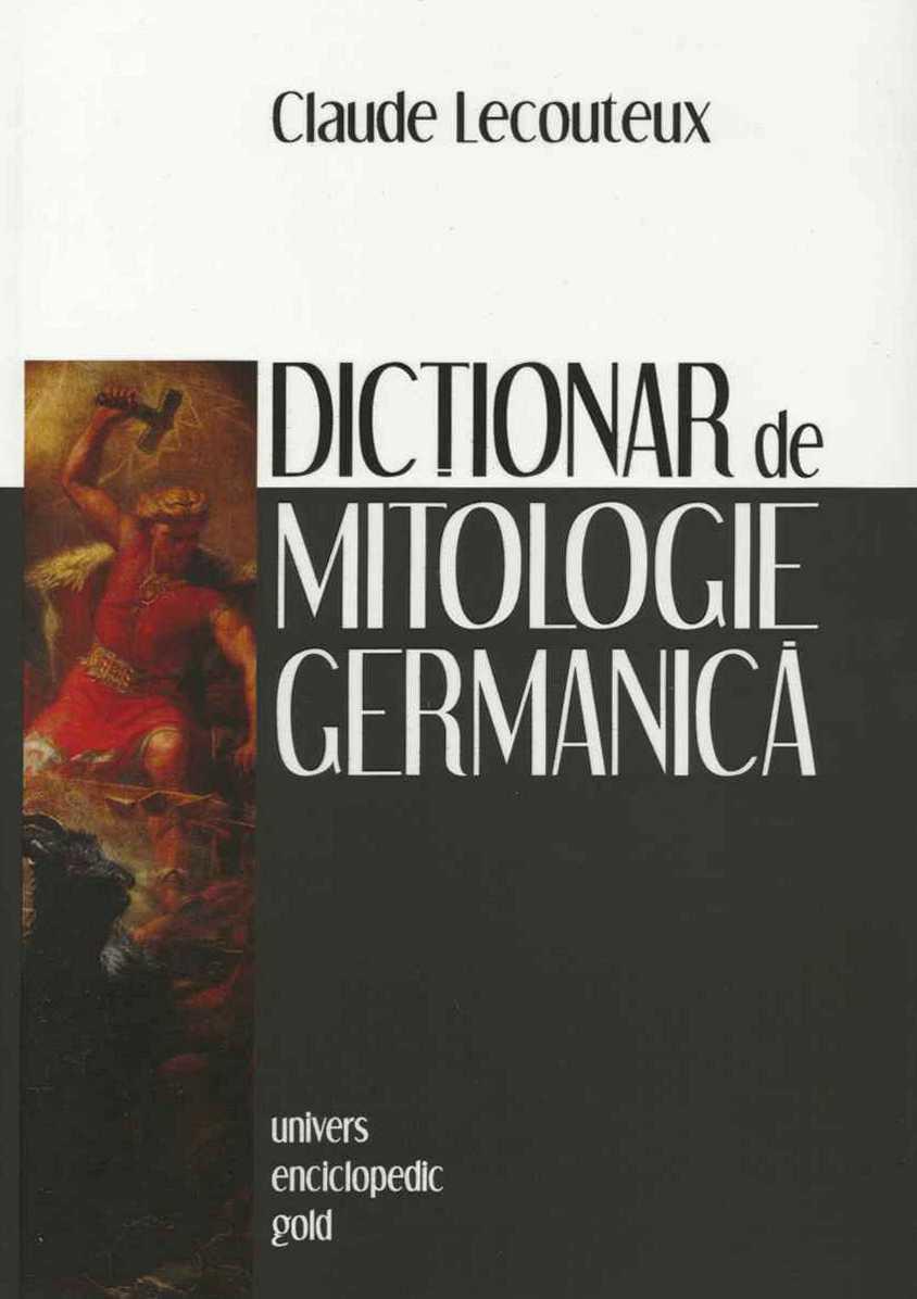 Dictionar de mitologie germanica