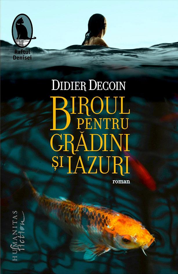 Didier DECOIN | Biroul pentru gradini si iazuri