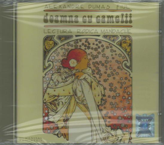 Doamna cu camelii, Audiobook