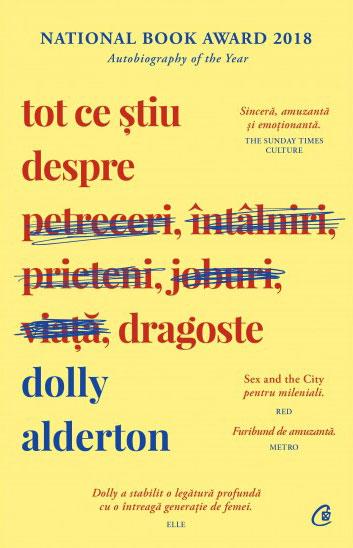 Dolly ALDERTON | tot ce stiu despre dragoste