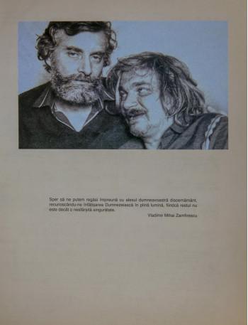 Albumul unei prietenii. Nichita Stanescu si Vladimir Zamfirescu