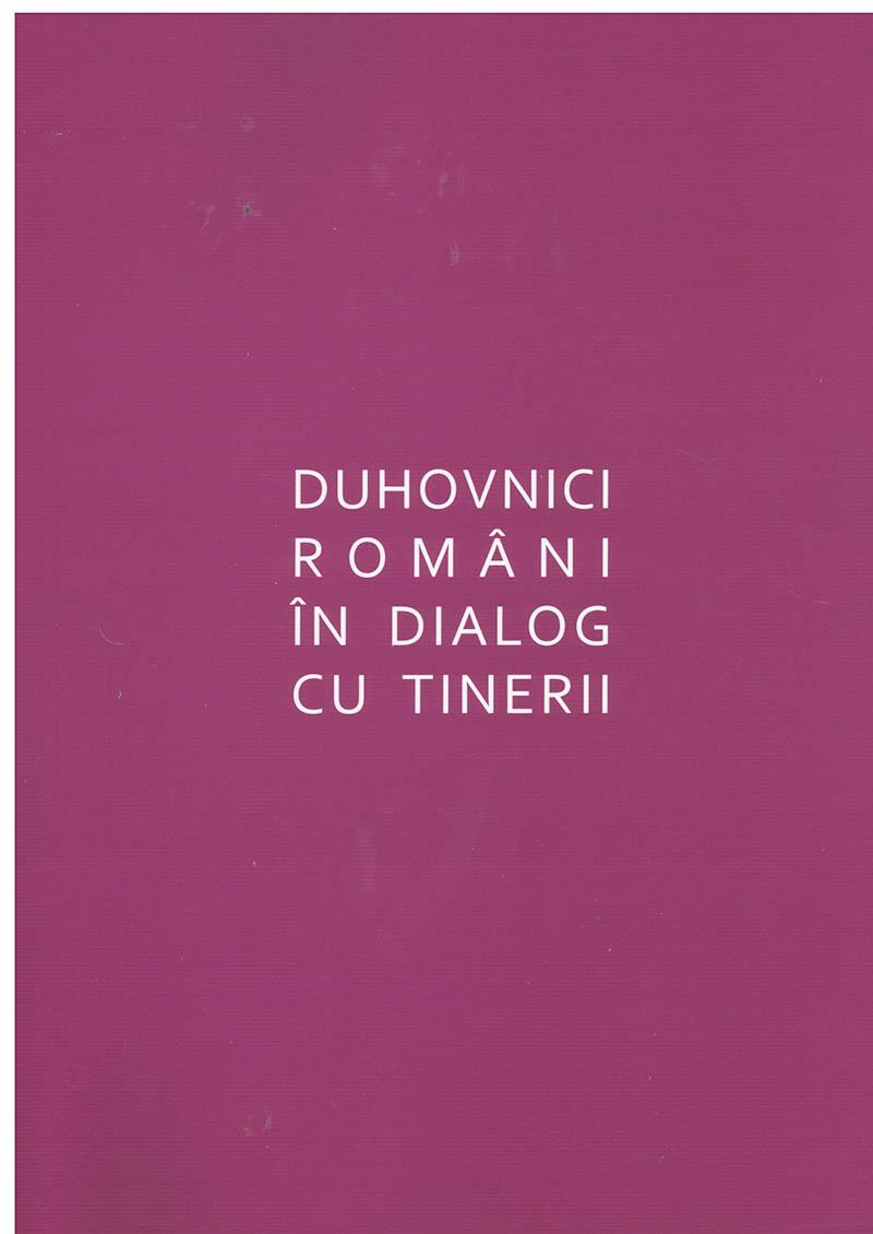 Duhovnici romani in dialog cu tinerii