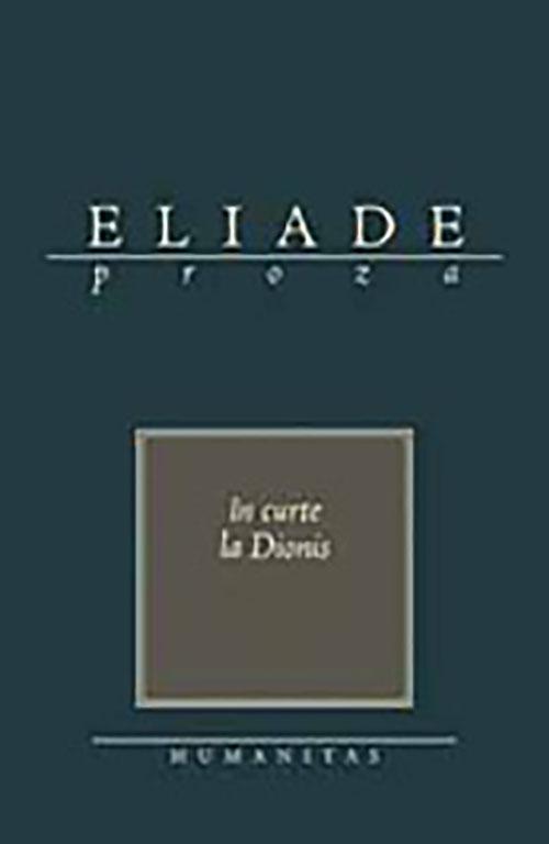ELIADE – Proza - Isabel si apele diavolului