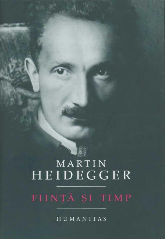 Martin HEIDEGGER   FIINTA SI TIMP