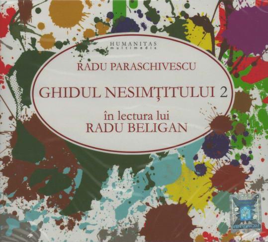 Ghidul nesimtitului 2, Audiobook