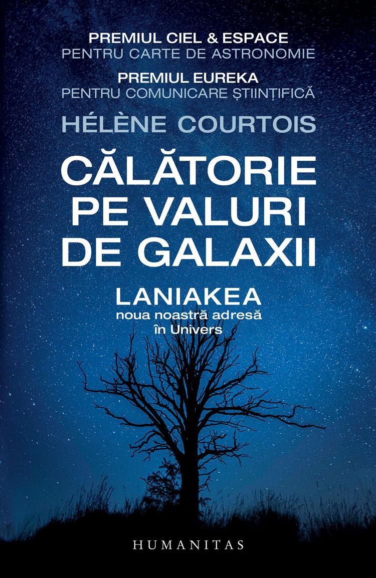 Helene COURTOIS - Calatorie pe valuri de galaxii