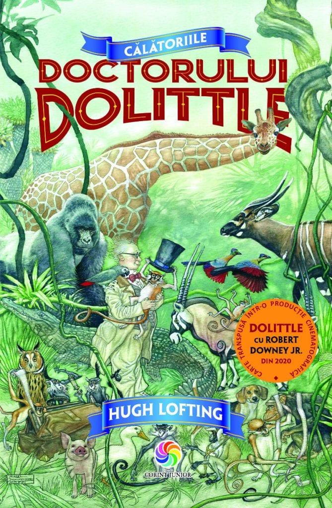 Hugh LOFTING | Calatoriile doctorului Dolittle