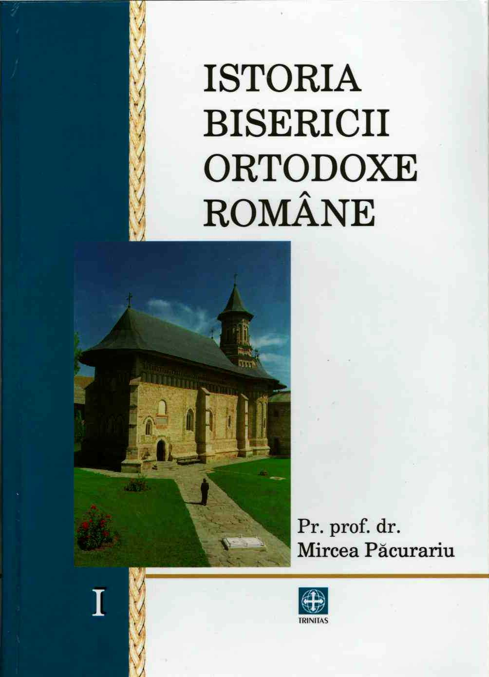 Istoria Bisericii Ortodoxe Romane 1