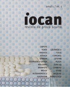 Iocan - revista de proza scurta anul 1 / nr. 1