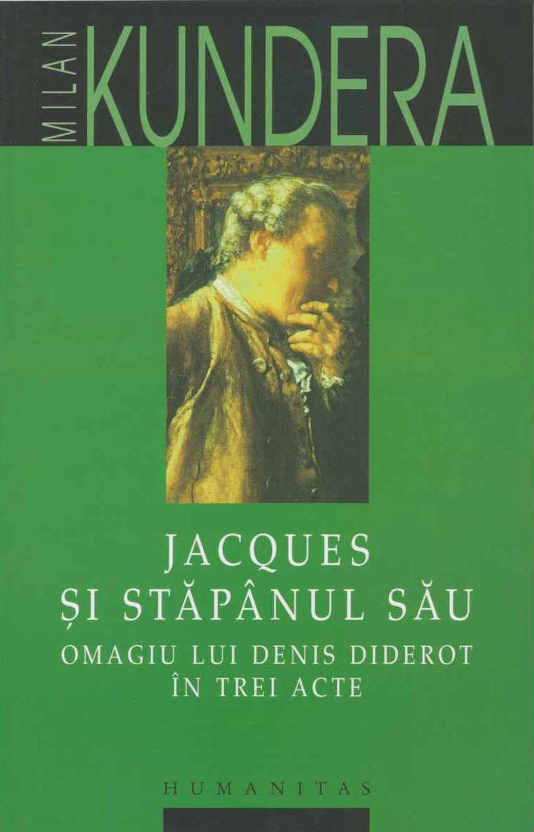 Jacques si stapanul sau