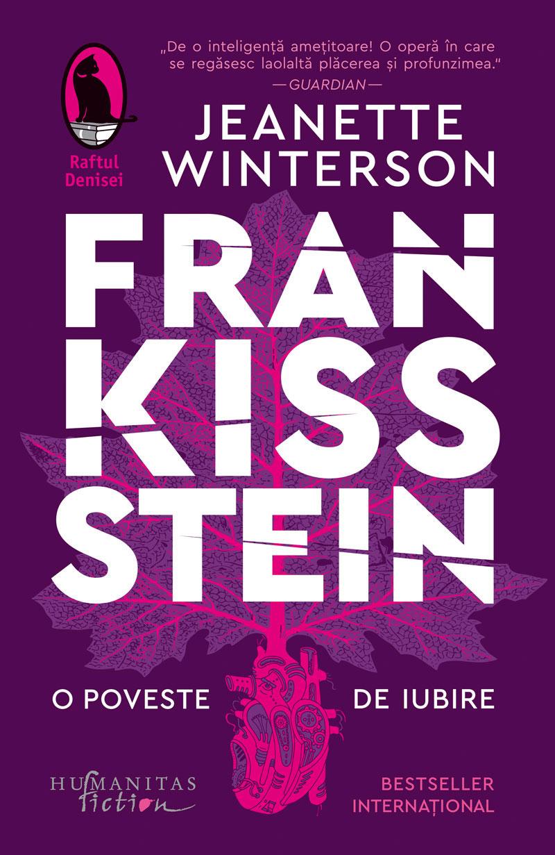 Jeanette WINTERSON - FRANKISSSTEIN