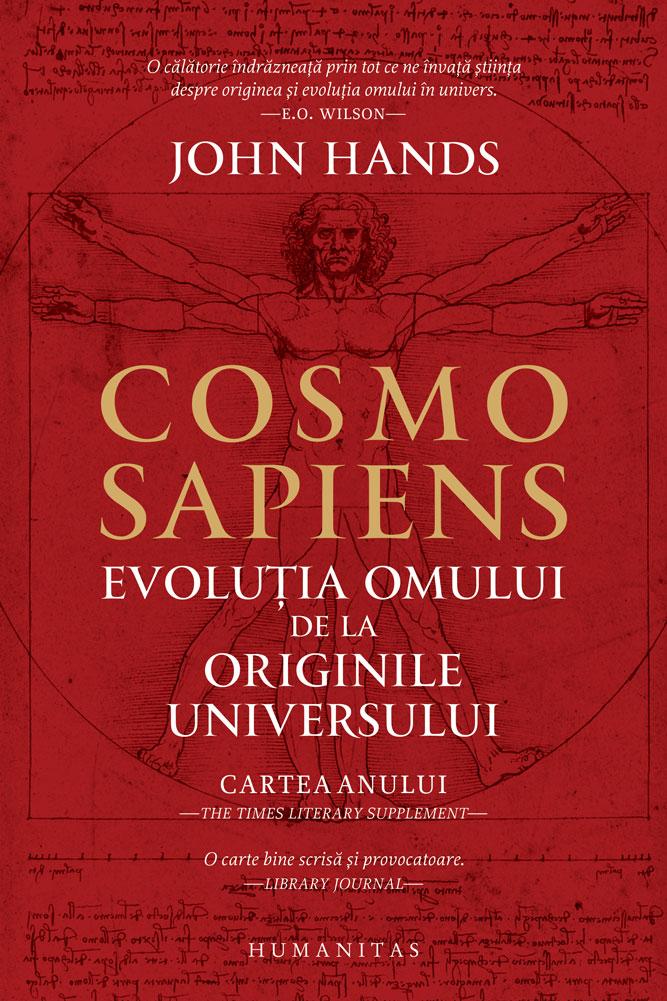 John HANDS | Cosmosapiens. Evolutia omului de la originile Universului