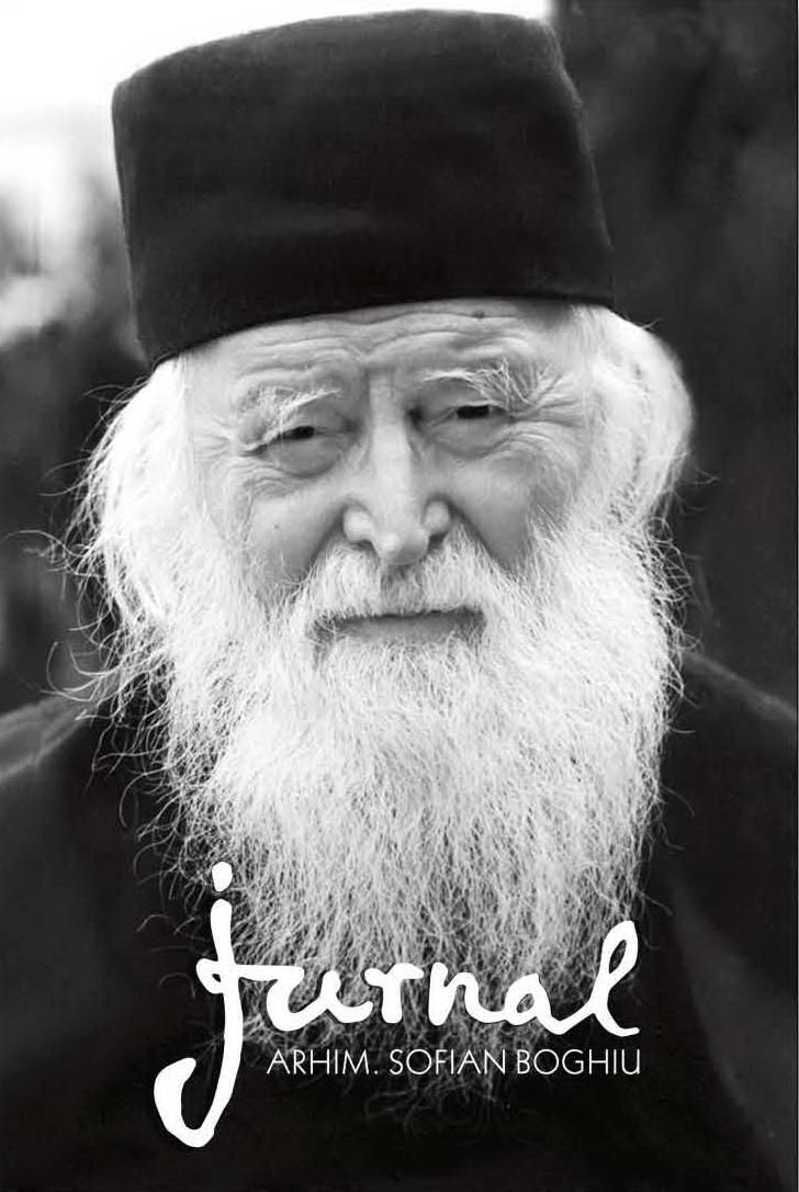 Jurnal - Arhim. Sofian Boghiu