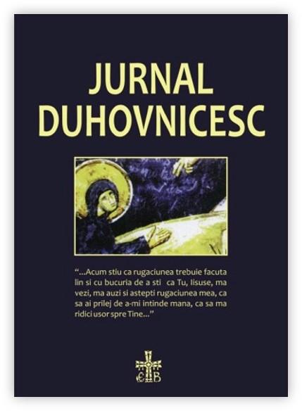 Jurnal duhovnicesc - Editura Bizantina