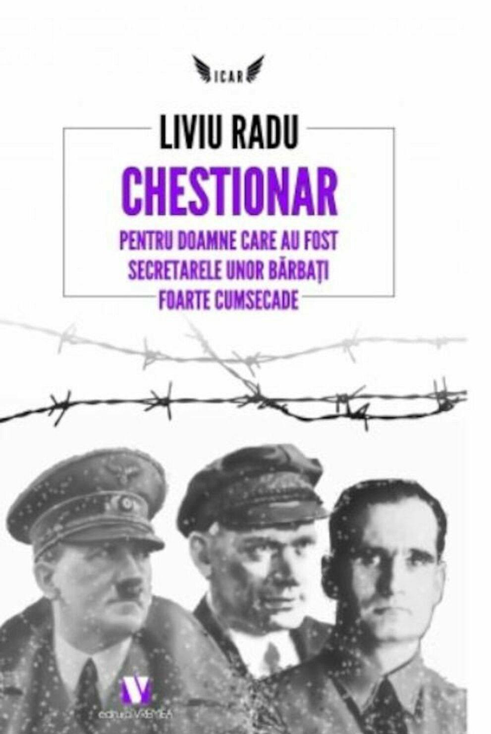 Liviu RADU - Chestionar pentru doamne care au fost secretarele unor barbati foarte cumsecade