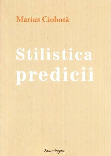 Marius CIOBOTA - Stilistica predicii