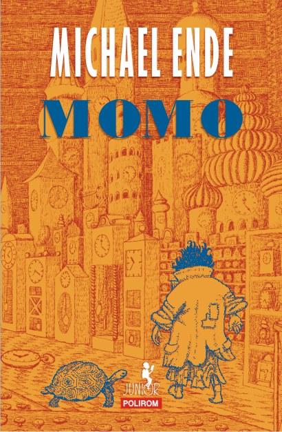 MOMO sau strania povestire despre hotii de timp si fetita care le-a inapoiat oamenilor timpul furat – Un basm-roman Cu ilustratiile autorului Traducere din limba germana de Yvette Davidescu