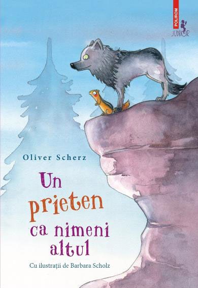 Oliver SCHERZ   Un prieten ca nimeni altul
